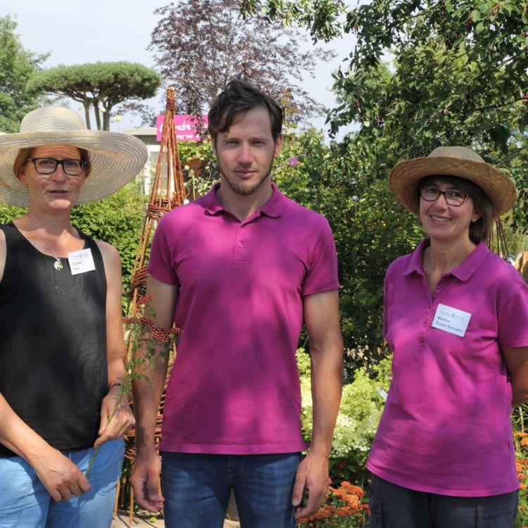 Unser Gartenplanungsteam